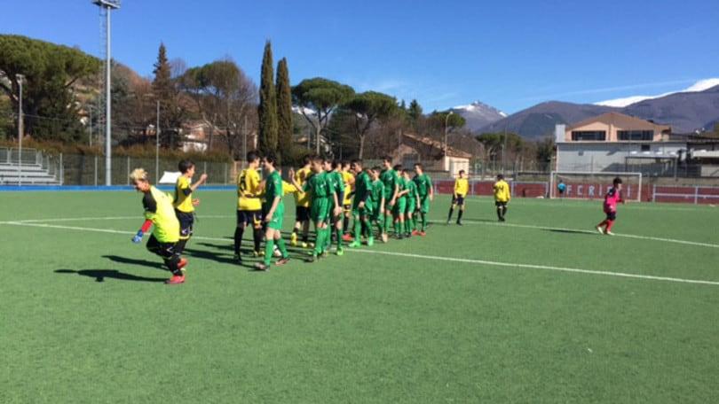 Rieti: Villa Reatina show, 9-1 al Pascoli e vola in finale