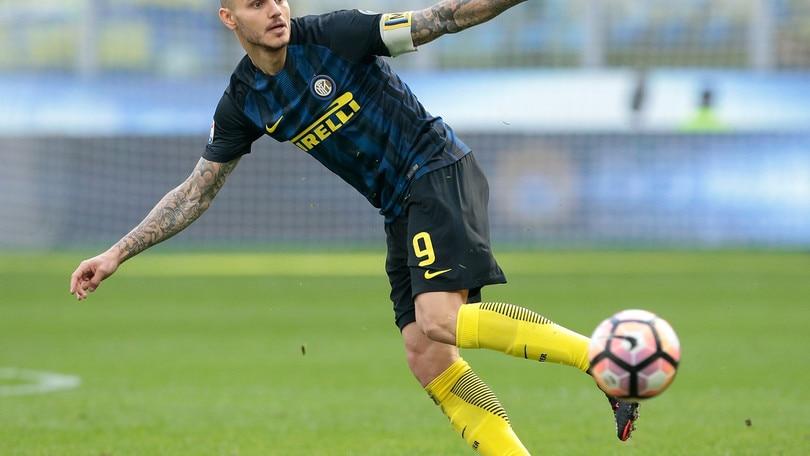 Serie A, esplode Icardi: è a 4,00 come re dei bomber