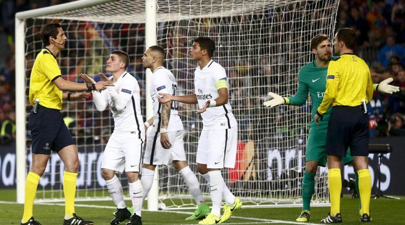Barcellona-Psg 6-1: i francesi presentano un dossier all'Uefa