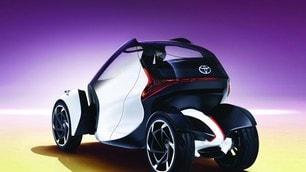 Toyota i-Tril Concept: foto