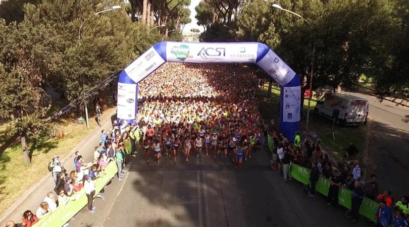 «Appia Run», parte il countdown: al via il 9 aprile