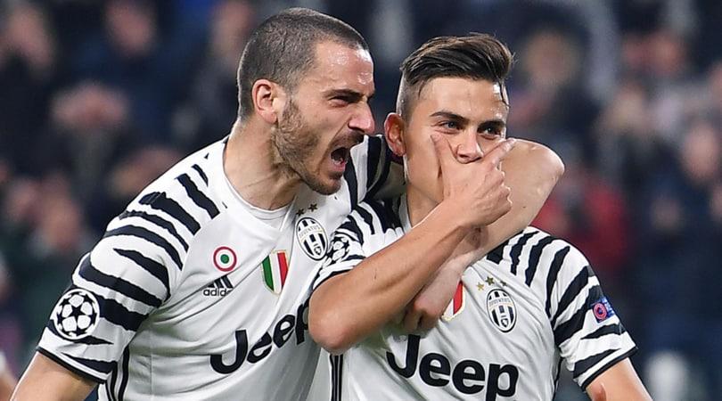 Champions League, Juventus-Porto 1-0: basta il rigore di Dybala