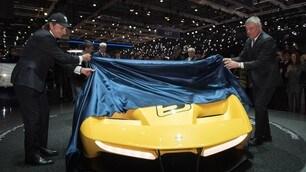 Fittipaldi EF7, una supercar da campioni: foto