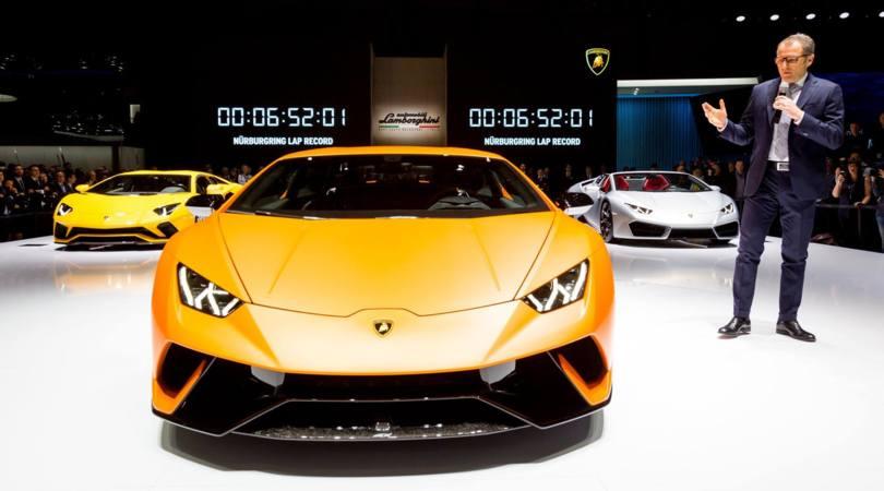 Lamborghini, il Toro è più forte che mai