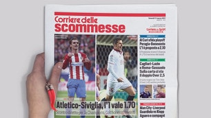 Corriere delle Scommesse: ogni venerdì gratis in edicola