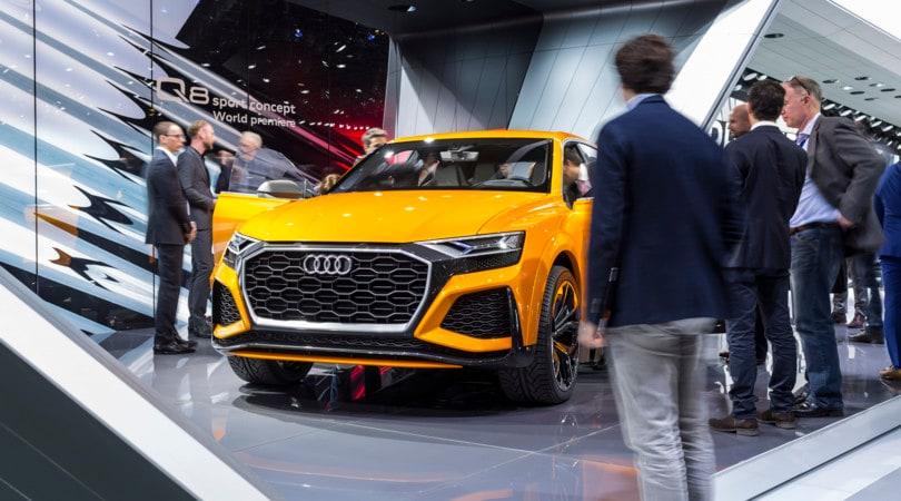 Audi tra indagini e svolta elettrica