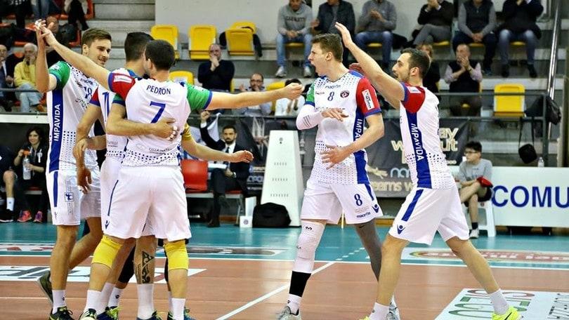 Volley: A2 Maschile Pool Salvezza, Ortona batte Brescia ed è seconda