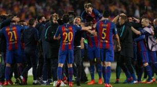 Juventus-Barcellona, i magnifici undici di Luis Enrique