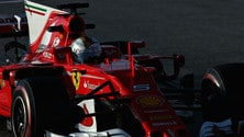 """F1, la Ferrari di Vettel si chiama """"Gina"""""""