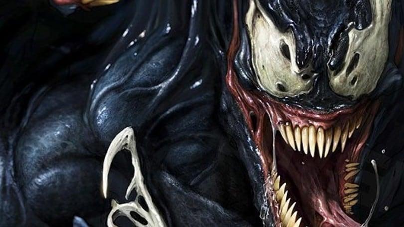 Venom: la Sony annuncia un film in uscita nel 2018
