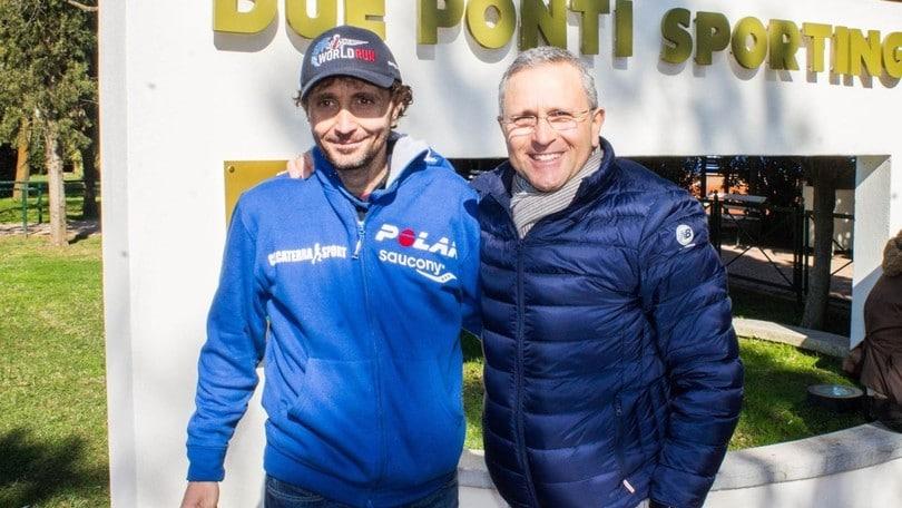 Atletica, il nuovo show di Calcaterra alla Maratona di Roma