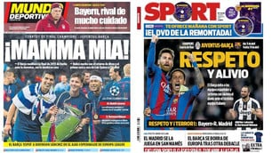 Champions League: come i quotidiani spagnoli hanno reagito ai sorteggi