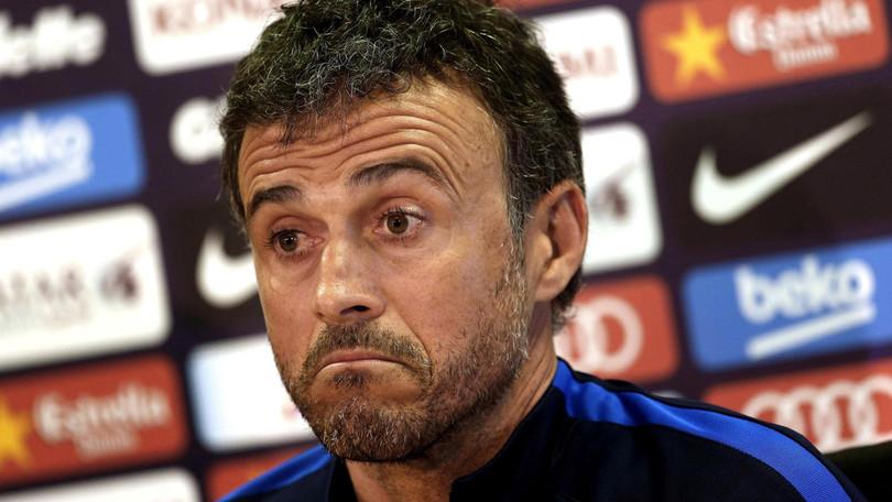 Barcellona, Luis Enrique teme la Juventus: «Mi preoccupa il collettivo»