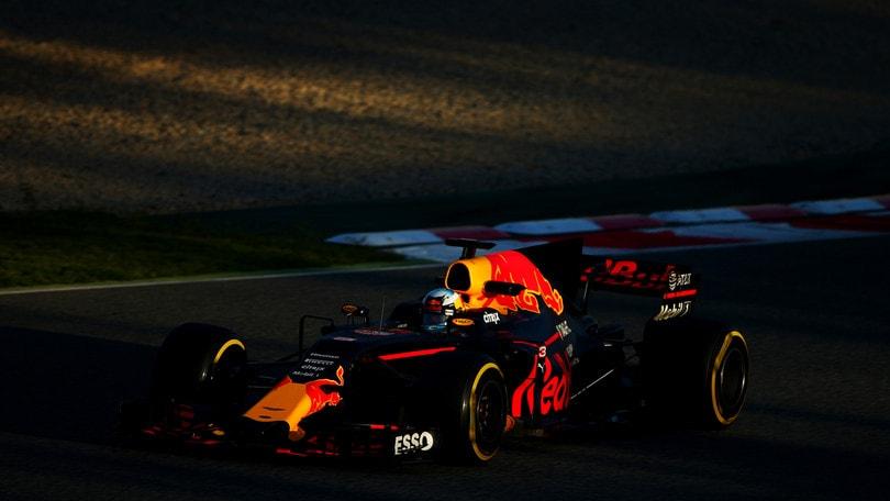 F1 Red Bull, Ricciardo: «Penso positivo, in pista non avremo problemi»