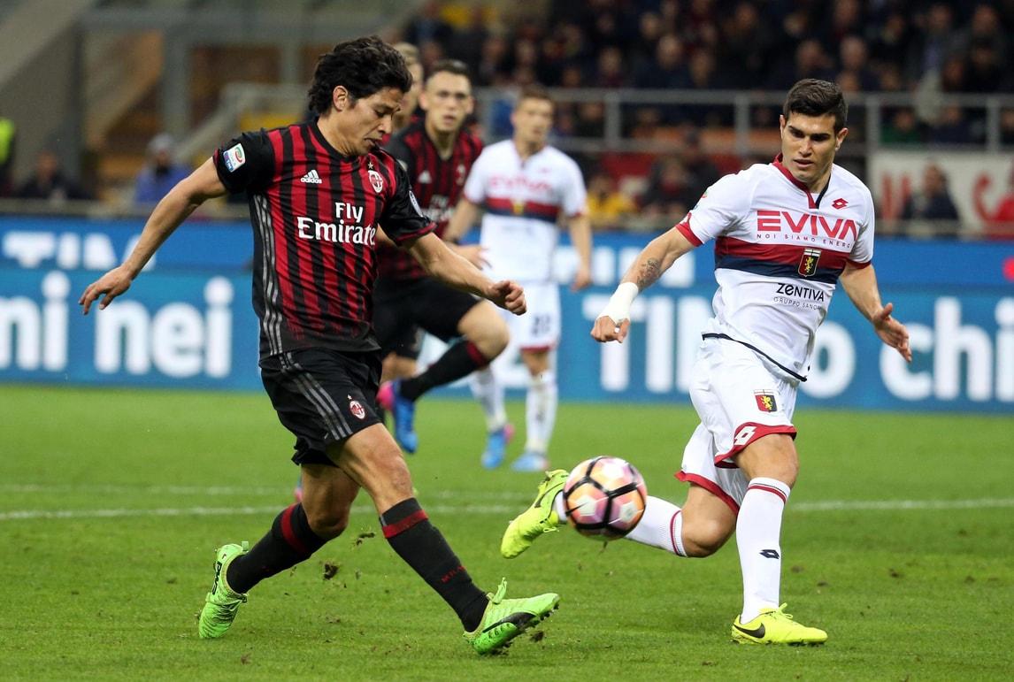 Serie A Milan-Genoa 1-0, il tabellino