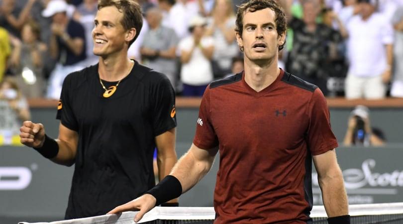 Tennis, Murray salta Miami