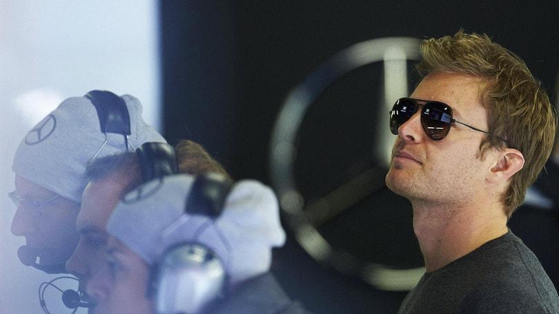 F1, Rosberg: «Nel mio futuro ci sono ancora le corse»