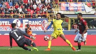 Il Bologna vince in rimonta sul Chievo: 4-1 al Dall'Ara