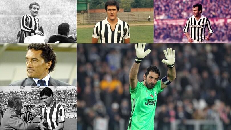 Juventus, Buffon re degli stakanovisti: ecco la classifica storica per minutaggio