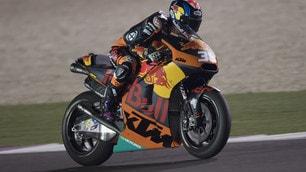 MotoGp KTM, Smith: «Dobbiamo essere più veloci»