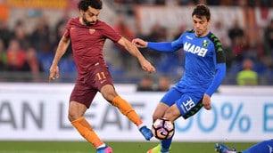 Roma-Sassuolo: il film del match