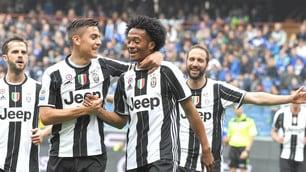 Juventus regina d'Europa: ecco la media punti dei top club