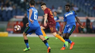 Defrel illude, la Roma vince 3-1 sul Sassuolo