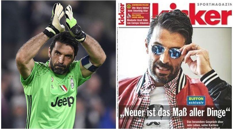 Juventus, Buffon: «Gioco ancora per la Champions League»