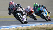 Moto2: Nakagami chiude davanti a Losail