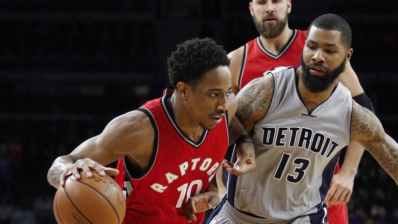 DeRozan regola i Pacers, Leonard salva gli Spurs