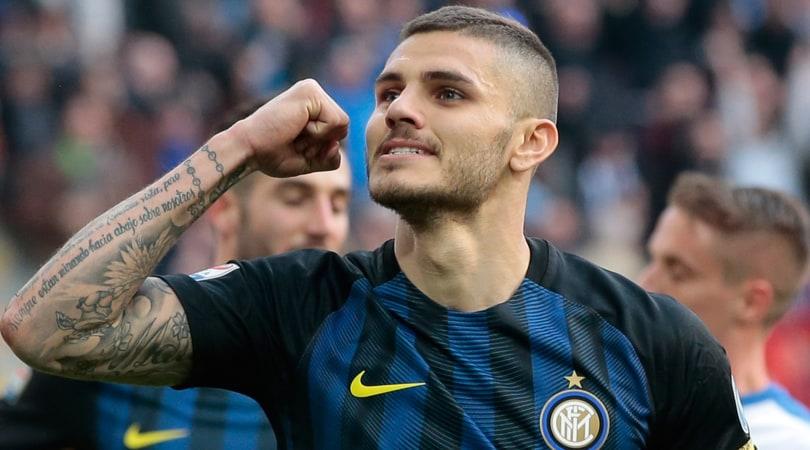 Inter, Icardi: «Alla Juventus i gol più importanti»