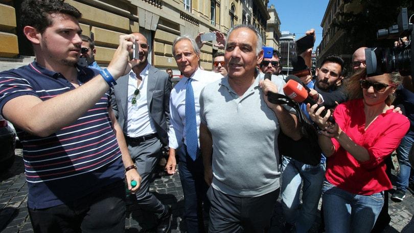 Roma, Pallotta incontra la dirigenza: Spalletti può aspettare