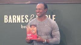 Tiger Woods a New York per il nuovo libro