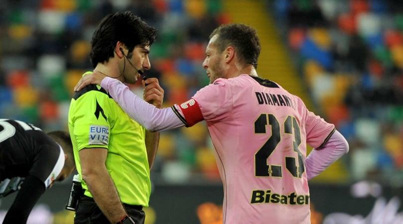 Serie A: due turni di stop a Diamanti, uno per Strootman