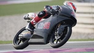 Moto3: Arbolino dal 2018 con lo Snipers Team