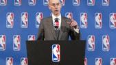 Il commissioner della NBA Silver tuona:
