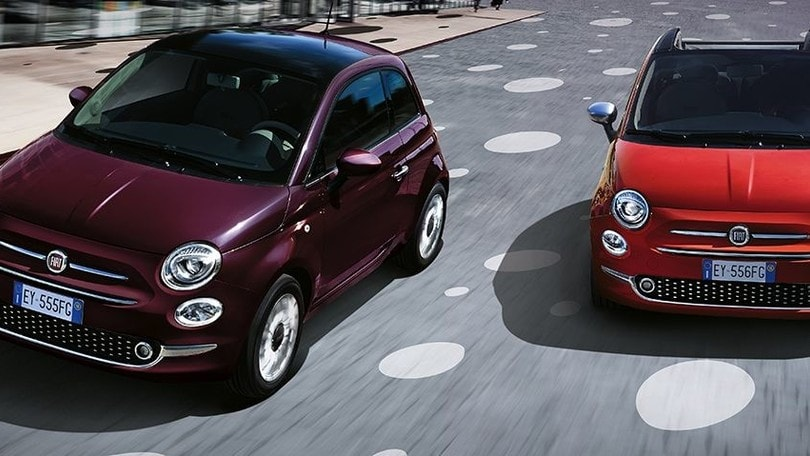 fiat 500 in leasing su amazon con un click corriere dello sport. Black Bedroom Furniture Sets. Home Design Ideas