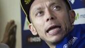 MotoGp Yamaha, Rossi: «Contento di iniziare»