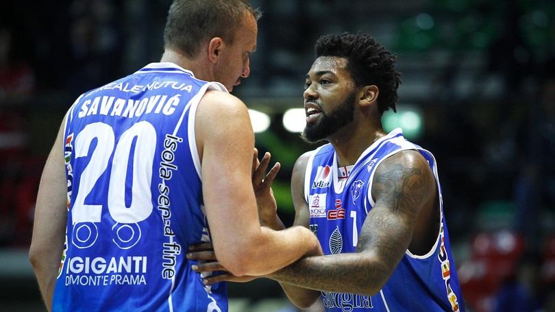 FIBA Champions, stasera Venezia e Sassari in campo nell'andata dei quarti