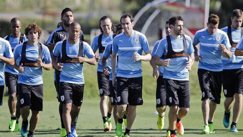 Qualificazioni mondiali: Uruguay-Brasile, quota in salita per la Celeste