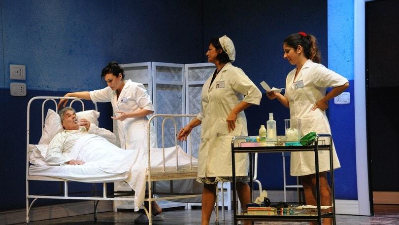 Al Teatro Manzoni con La notte della Tosca