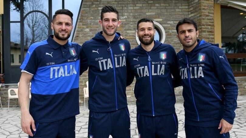 Tanta Inter... a Coverciano