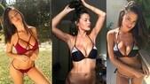 """Eva Padlock, la sexy """"ombrellina"""" delle moto"""