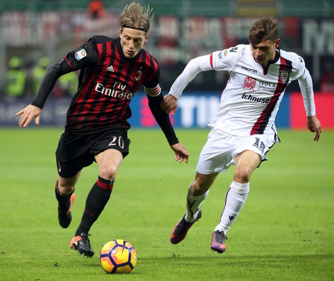 Serie A Milan, per Abate la stagione è finita