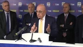 """Galliani: """"Le sei grandi hanno deciso di uscire"""""""