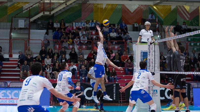 Volley: A2 Maschile, Pool Salvezza, Lagonegro festeggia la salvezza