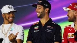 Riparte la Formula Uno, da Hamilton a Vettel: i piloti sono pronti