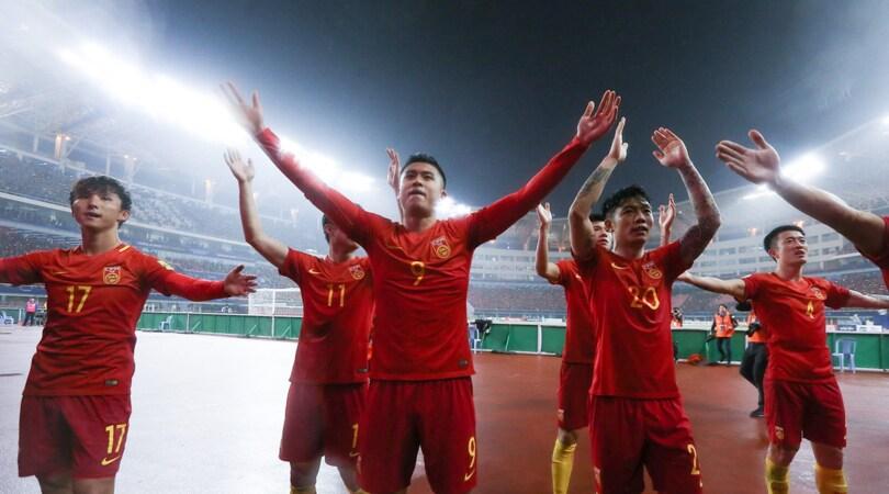 Mondiali 2018: Yu Dabao piega la Corea del Sud e la Cina di Lippi spera ancora