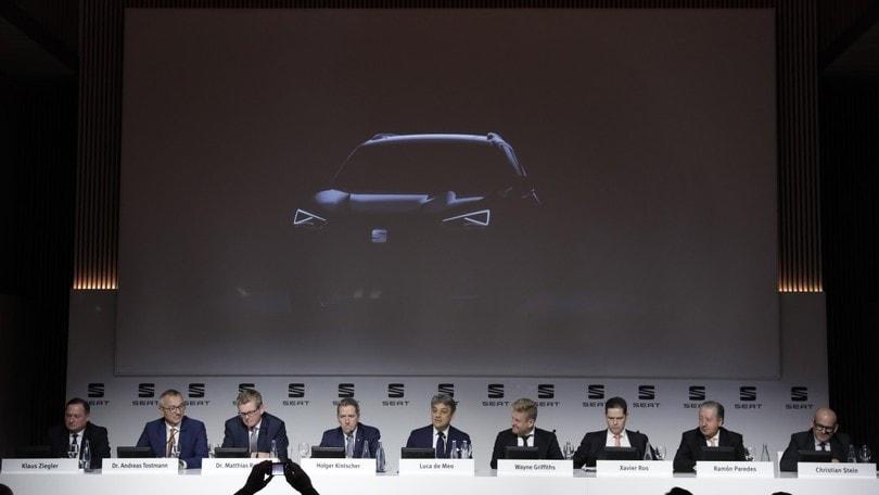 Seat annuncia il terzo SUV per il 2018