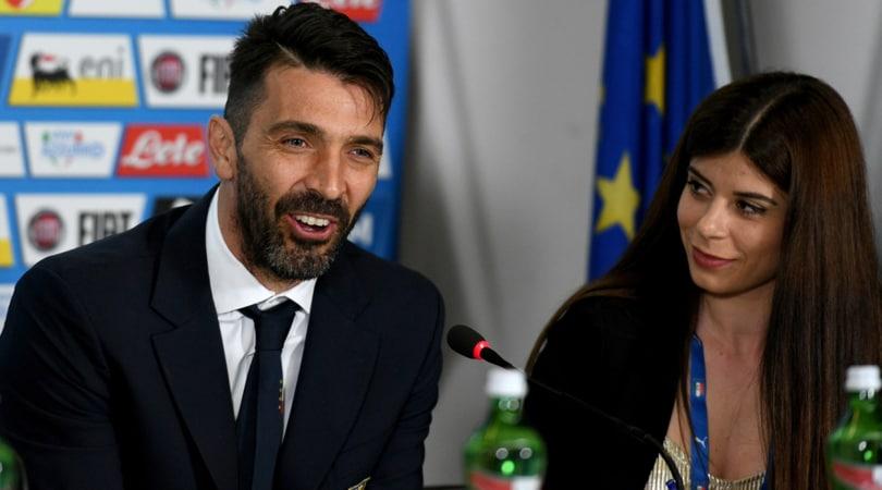 Buffon: Magari chiudo con una capocciata alla Zidane